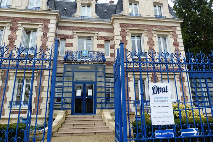 OPAL - Agence Saint-Crepin