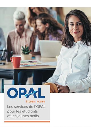 OPAL études actifs - les services de l'OPAL pour les étudiants et les jeunes actifs