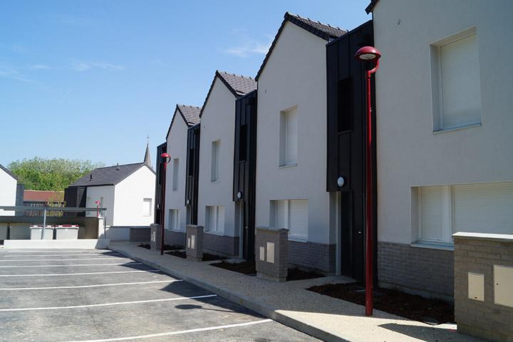 Cuffies rue du Lavoir / 10 logements
