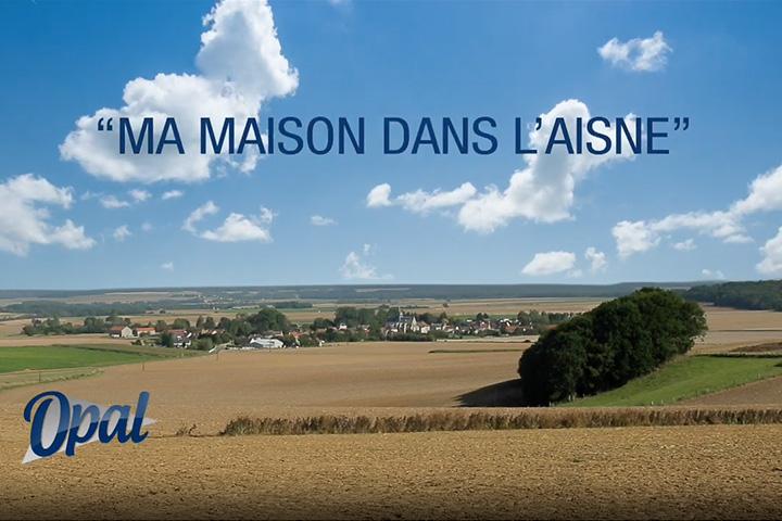 Ma Maison dans l'Aisne