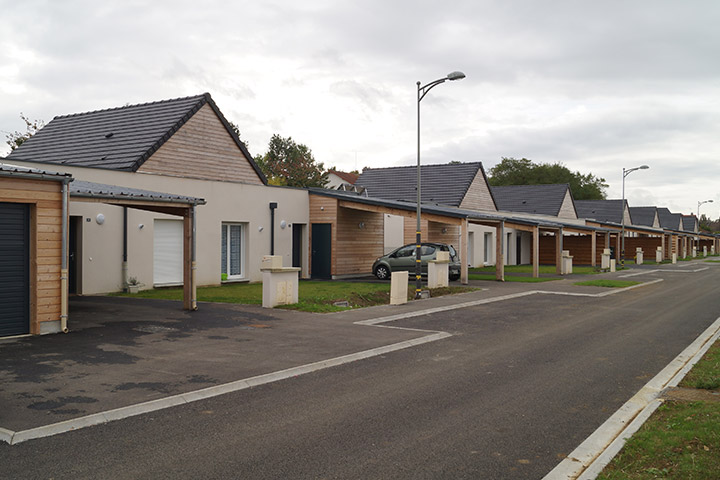 Sinceny rue des Faïences / 20 logements