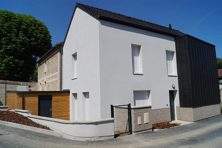 Cuffies 5 bis rue du Lavoir / 10 logements