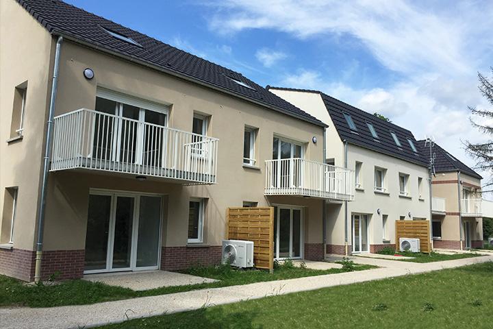 Sissonne 10 rue de la Selve / 16 logements