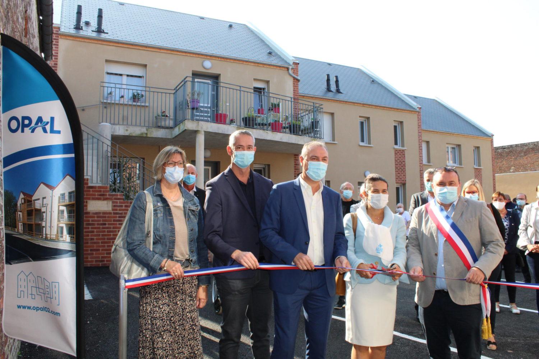 10 nouveaux logements à Ribemont