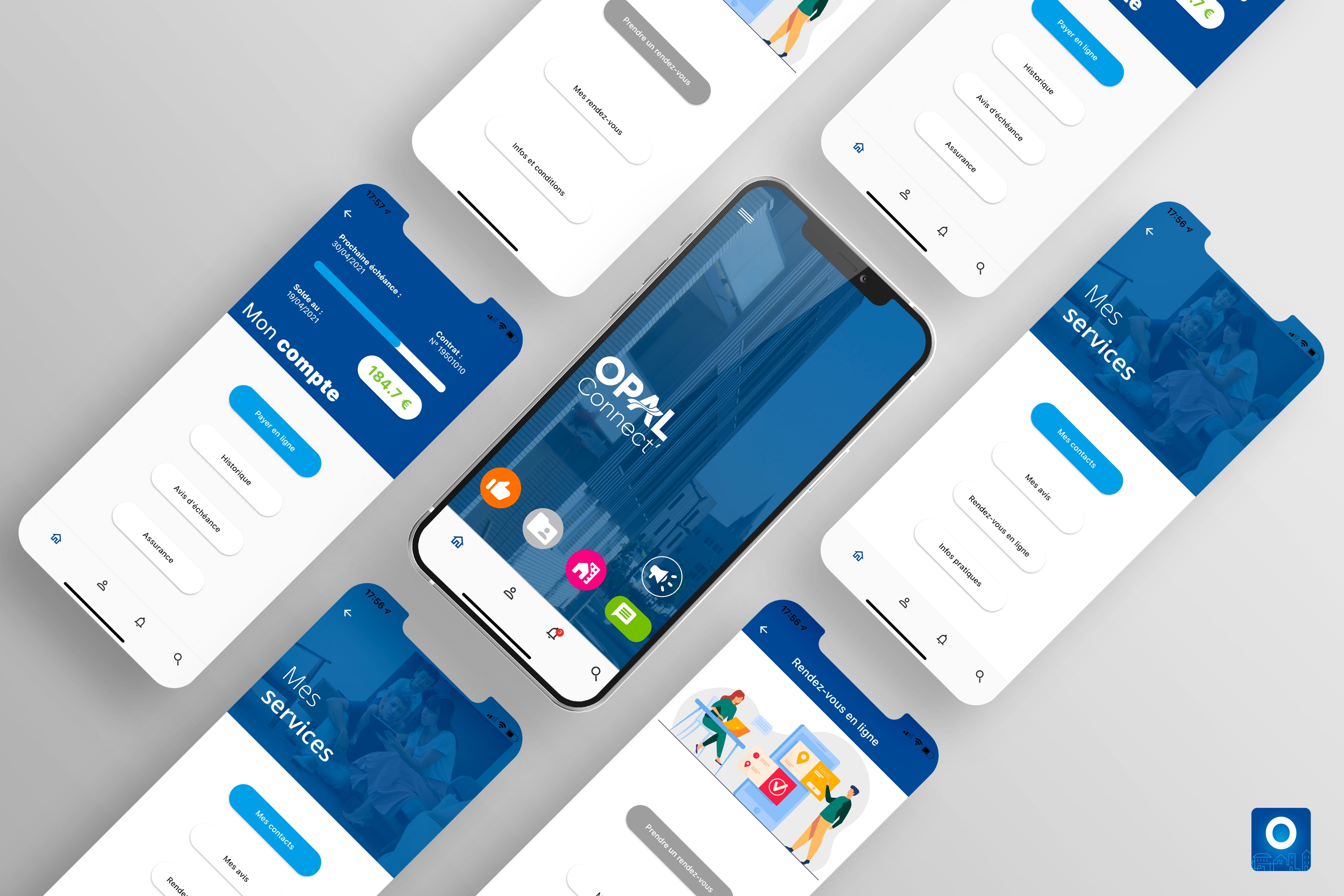 OPAL Connect' : découvrez votre application locataire